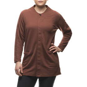 Houdini W's Log Tunic mirage red